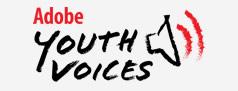 Adobe Youth Voices Logo